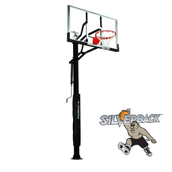 Silverback Basketball Hoops Model B5402W
