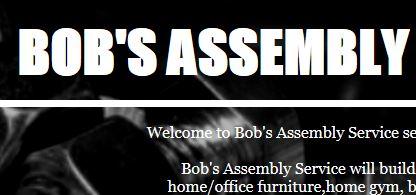 Bob's Assembly Service