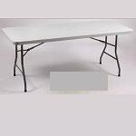 ATC Rectangular 6 Foot Tables