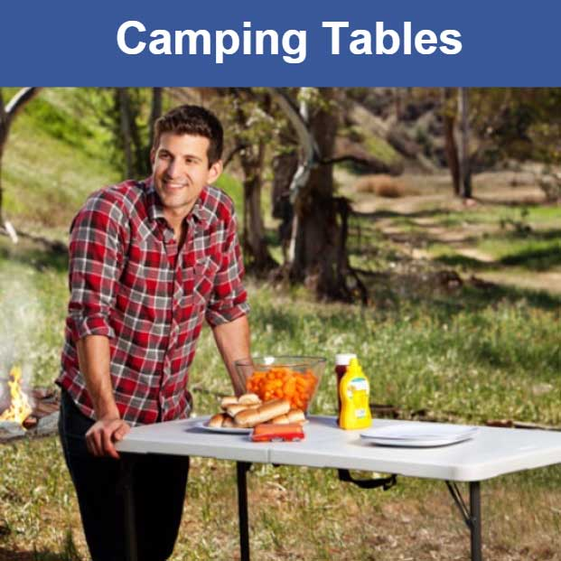 Lifetime Camping Tables