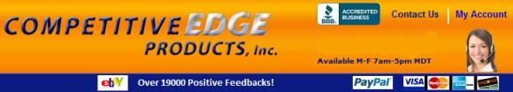 Competitive Edge Products, Inc. heading.
