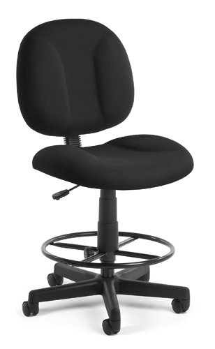 Computer Office Chair 105 Dk Superchair With Footrest