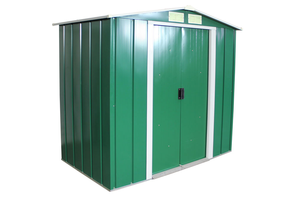 Garden Sheds Houston duramax metal sheds - garages - storage buildings - free shipping