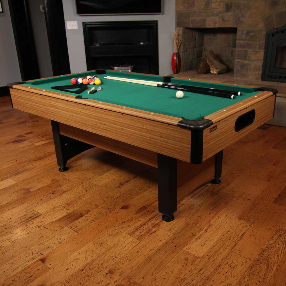 Mizerak p1253w 78 billiard table on sale with fast free - Pool table images ...
