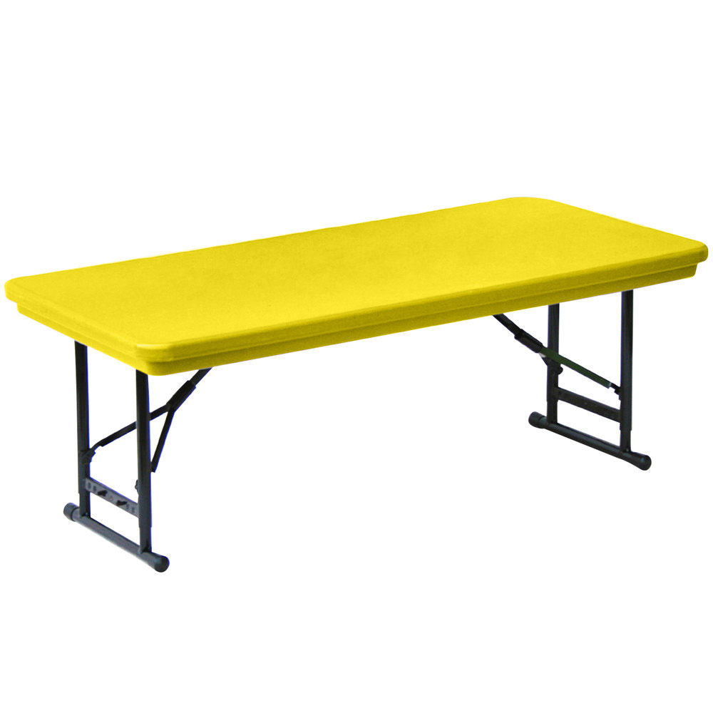"Correll RA3060 Adjustable 22"" 32"" Table on Sale and Free Shipping"