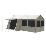 Kodiak Canvas 0650 Wall Enclosure for Model 6133 Deluxe Awning Tent