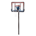 Lifetime In-Ground Basketball Hoop 1008 44-inch Polycarbonate Backboard
