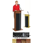 Oklahoma Sound 111PLS Power Plus Floor Lectern