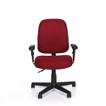 OFM Office Chairs 118-2-AA Computer Posture Task Chair with Arms