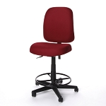 OFM Office Chairs 118-2-Dk Posture Task Drafting Kit Chair