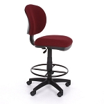 OFM Office Chairs 150-Dk Computer Adjustable Task Chair - Drafting Kit
