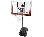 Lifetime Atlas Portable Basketball Hoop 1558 52 Adjustable Backboard
