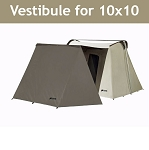 Vestibule Wing 1601 for Kodiak 10-ft Canvas Tents