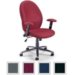 Management Office Chair - OFM 195 Fabric Computer Task Chair