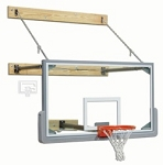 Basketball Wall Mount Gared Sports 2350-2034 3-Point 2-3' Extension