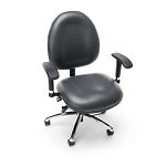 OFM Office Chairs - 247-VAM Big and Tall Chair Vinyl