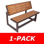Lifetime Convertible Table - 60054 Picnic Table and Bench