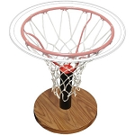 Spalding Sports Table 30746 24-inch Acrylic Round Top