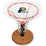 NBA Basketball Acrylic Sports Table with Indiana Pacers Logo