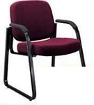 OFM 403 Guest Reception Fabric Padded Chair