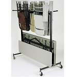 National Public Seating Chair Caddy Table Cart Combo - Model 42-8