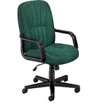 Ofm 451-2339 Green Office Executive Conference (Mid-Back) Adjustable Chair Closeout
