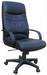Ofm 507-Lx Leatherette Hi-Back Office Chair