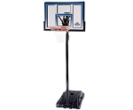 Lifetime Portable Basketball Hoop 51550 Shatter Proof Courtside 48 In