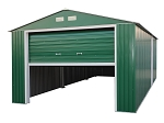 55161 55131 Duramax Imperial Storage Buildings 12x26 Metal Garage