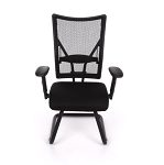 OFM Talisto Series Executive Fabric Seat/Mesh Back Guest Chair