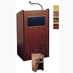 Oklahoma Sound 6010 Aristocrat Floor Sound Lectern