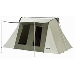 Kodiak Canvas 10x14 ft. 6014 8 person Deluxe Canvas Tent