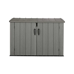 Lifetime 60212 Outdoor 6' Horizontal Storage Shed Bin