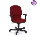 OFM 640-A Posture Task Computer Adjustable Office Chair