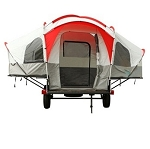 Camping Equipment - 65048 Lifetime Great Basin Utility Tent Trailer