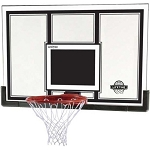 Lifetime Basketball Backboard Rim Combo 71526 Basketball 54 Backboard