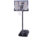 Lifetime Portable Basketball Goal 71546 44 inch Backboard System