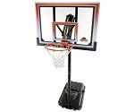 Lifetime Portable Basketball Hoop 71566 50 in. Backboard System