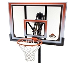 Lifetime Basketball Hoop - 71799 50-inch Backboard In-Ground System