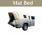 Kodiak Canvas Truck Tent Mid-Sized 5' -6' Bed