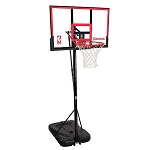 Spalding Portable Basketball Systems 72354 48 Polycarbonate Backboard