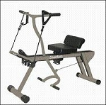 SO Signature Series Bodyrow Row Body Glide BodyGlide Exercise Machine