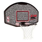 Spalding Basketball Backboard and Rim Combo 80602R 44 in Eco-Composite