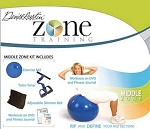 SO Denise Austin Middle Zone Training Kit w/ DVD