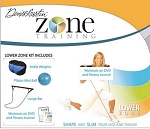 SO Denise Austin Lower Zone Training Kit w/ DVD