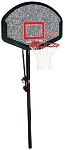 SO Spalding Inground Basketball Hoop - 48 in. Eco-Composite Backboard