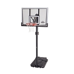 Lifetime Portable Basketball 90061 52 in Polycarbonate Backboard Hoop