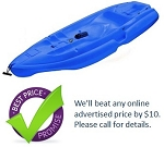 Blue Lotus - Sit-On-Top Kayaks 8 ft. Water Recreational Craft 90109