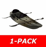 Lifetime Camouflage Kayak - 10-Foot 90157 Sit-on-Top Fishing Kayak