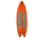 Lifetime Freestyle Paddle Board - 90212 8-foot Orange Board